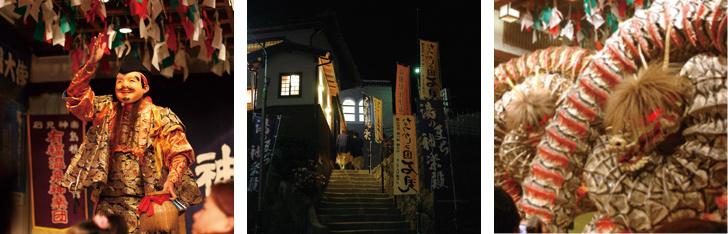 湯の町神楽殿
