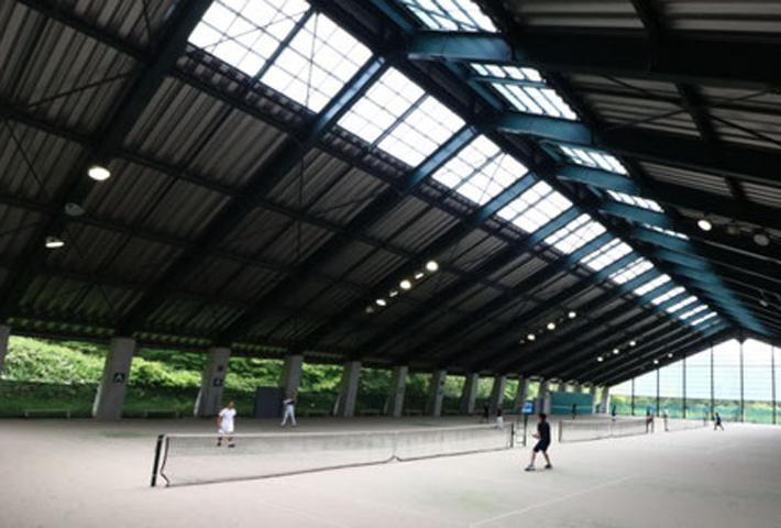テニス・ゲートボール