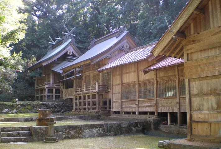 江津市の神社・仏閣